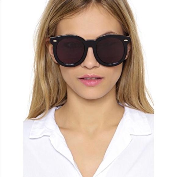 a3405e2e1a Karen Walker Accessories - Karen Walker Super Duper Thistle Sunglasses